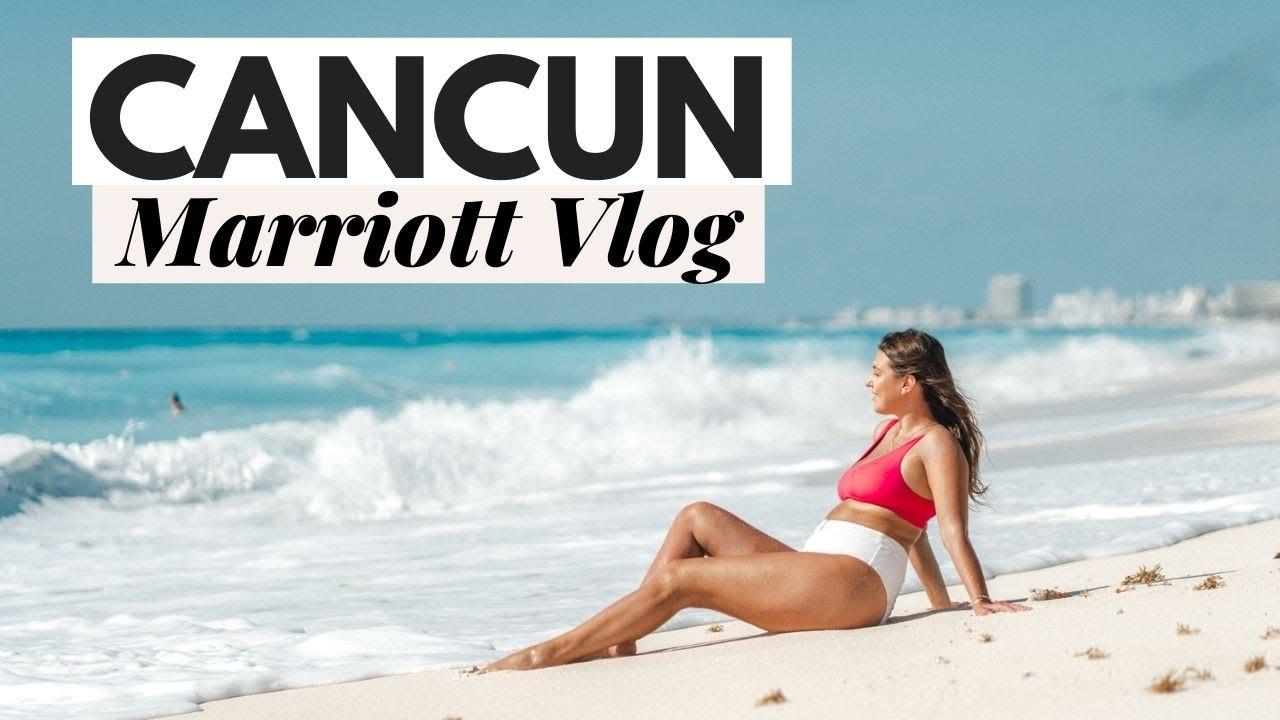 Cancun Vlog: Staying at the Marriott Cancun- Dana Berez