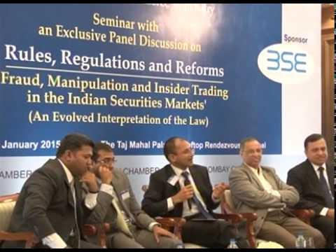 Rules, Regulations and Reforms (23rd January, 2015) Part 6