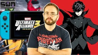 Joker In Smash, PlayStation Classic Hacked, Nintendo Switch In 2019 And Your Comment   Saturday Show