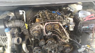 Hyundai Starex не заводится после переборки двигателя