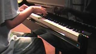 Naruto Shippuden Ending- Nagareboshi (Shooting star) on piano