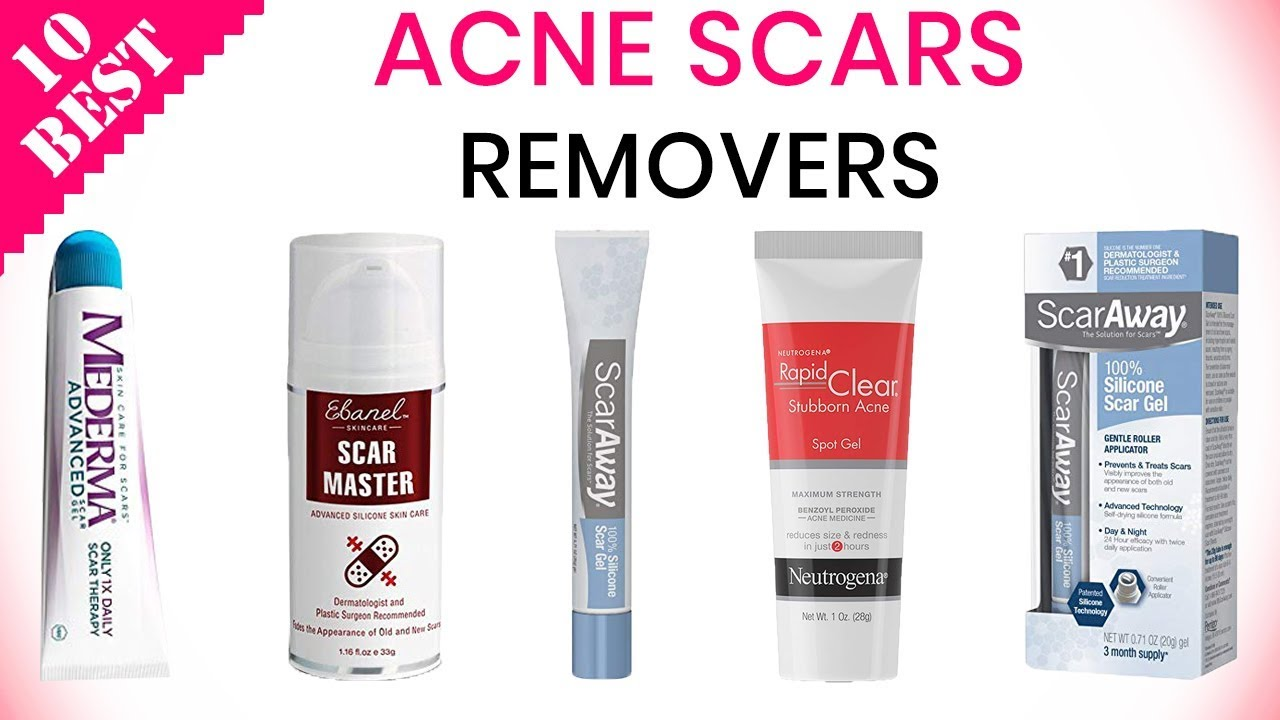 10 Best Acne Scar Removers 2020 Best Cream Gel And Serum For Acne Marks Youtube