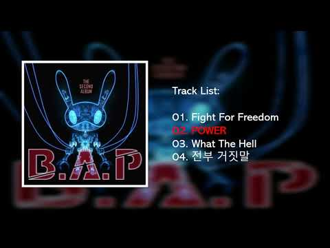 Full Album B A P   POWER