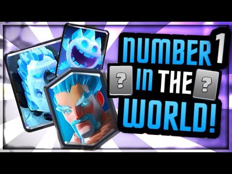 #1 IN THE WORLD w/ THIS TRIPLE ICE DECK!