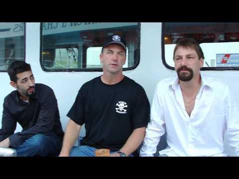 Josh Harris, And Hillstrand and John Hillstrand Interview For Good Morning Gloucester