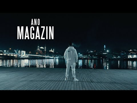 ANO - MAGAZIN (prod. by Lukas Piano & Kordi)