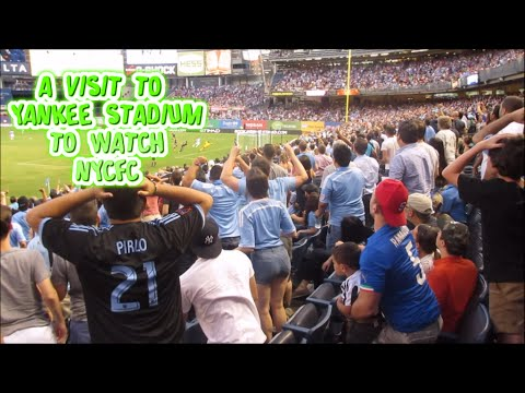 NYCFC v DC United At Yankee Stadium (HD)