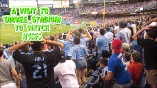 NYCFC v DC United At Yankee Stadium (HD)