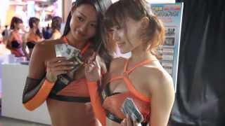 Япония. Самые красивые девушки TGS 2013