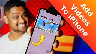 How to add VIDEOS to iPhone! [Easy Tutorial].