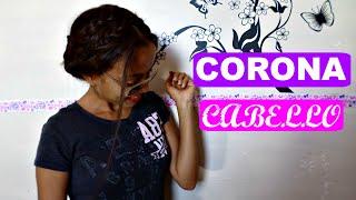 #PeinadoRelax - Corona de Cabello | Eli Garcia