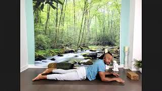 Unwind Yin Yoga