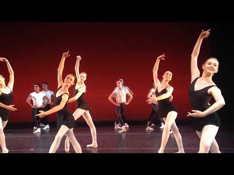 Ballet Austin Summer Intensives Performance