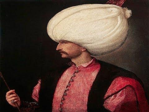 Sultan Suleyman The Magnificent - Tenth Sultan Of The Ottoman Empire