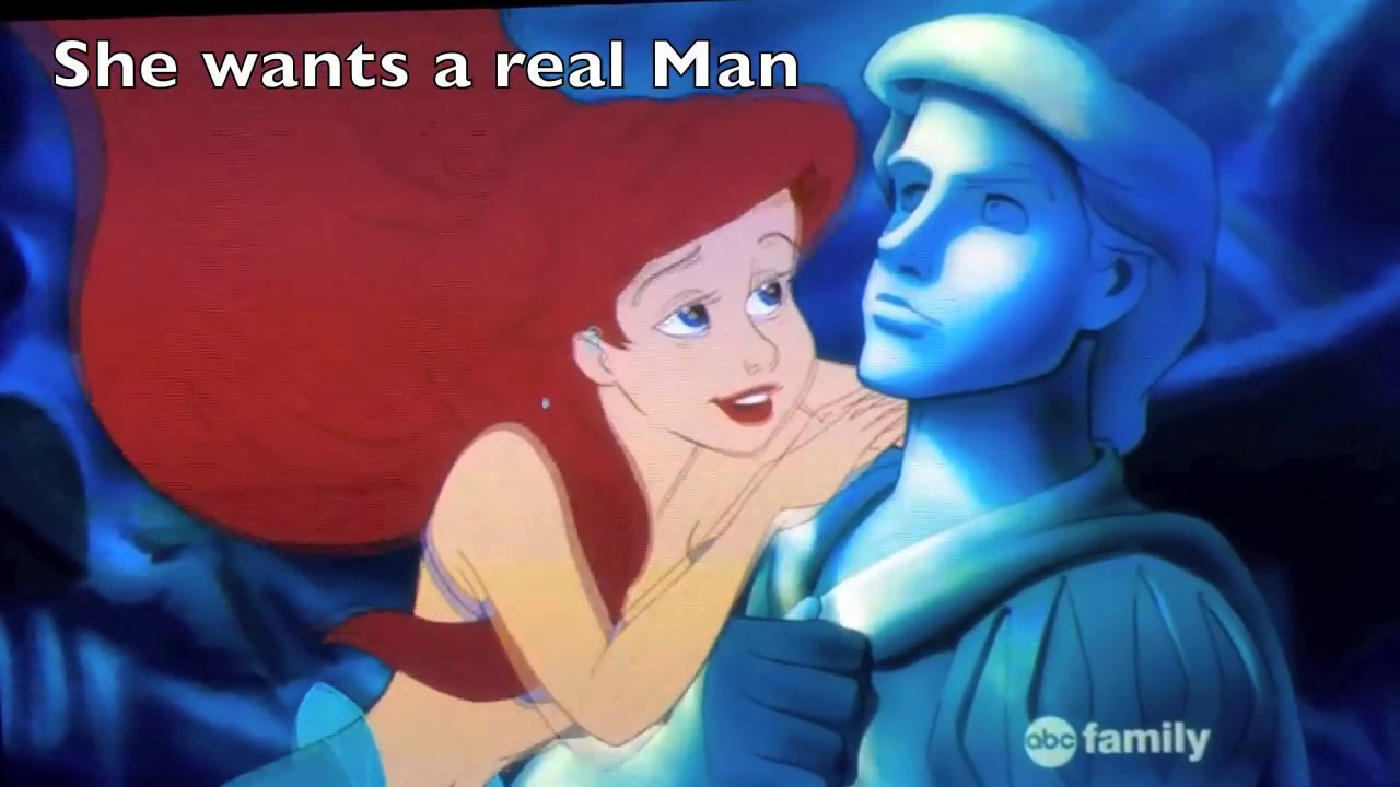 The Little Mermaid hidden messages and Subliminal part -1 ...