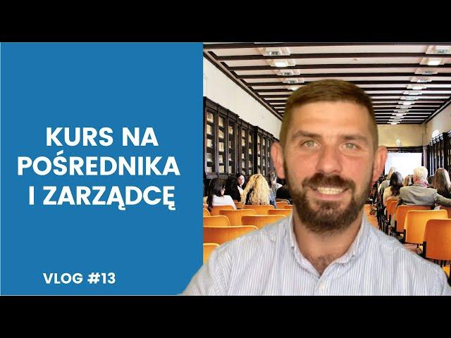 Vlog #13 | esize.me | eobuwie | CCC | kurs na Pośrednika i Zarządcę | Marek Kloc