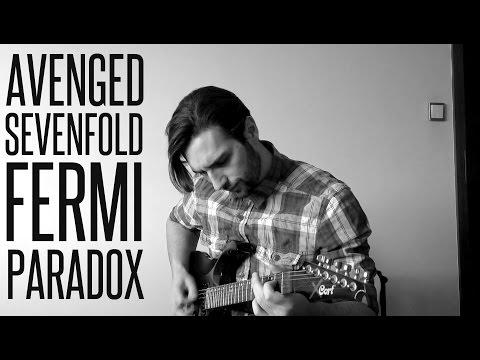 AVENGED SEVENFOLD - FERMI PARADOX COVER