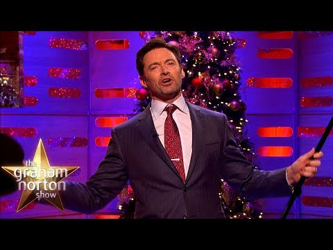 Download Youtube: Hugh Jackman Channels P.T. Barnum from 'The Great Showman' | The Graham Norton Show