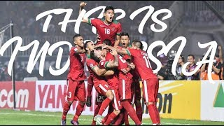 THIS IS INDONESIA FOOTBALL