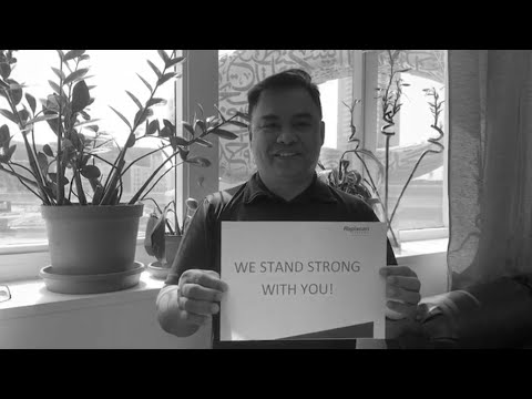 We Stand Strong With You! #COVID-19