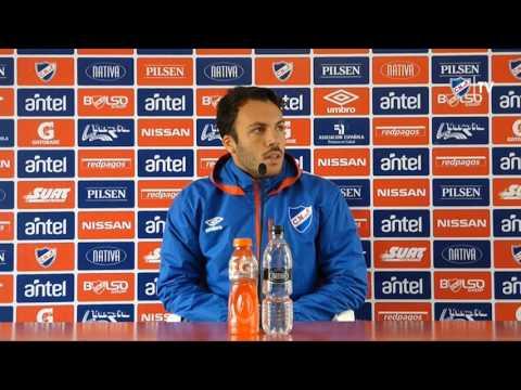 Conferencia de prensa de Sebastián Rodríguez - 20/10/2016