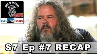 Sons of Anarchy Season 7 Episode 7 Review   Greensleeves Recap  