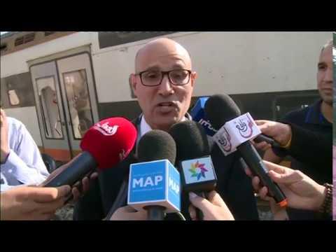 بي_بي_سي_ترندينغ | ردود فعل غاضبة في #المغرب بعد حادث انحراف قطار بين الرباط  والقنيطرة  - نشر قبل 2 ساعة