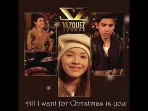 VAZQUEZ SOUNDS TODOS SUS EXITOS 2011-2012