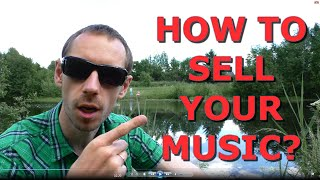 How To Create, Promote and Sell Your Music Online - make money on Audiojungle!