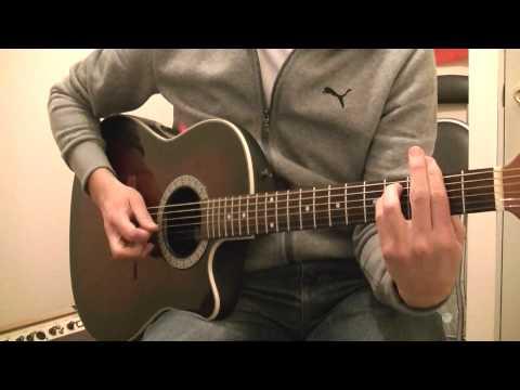 Bacilos | Solo Un Segundo | Guitar Cover