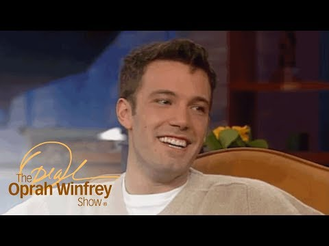 Ben Affleck And Matt Damon Celebrated Good Will Hunting At Sizzler | The Oprah Winfrey Show | OWN
