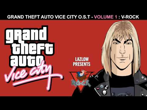 You've Got Another Thing Comin' - Judas Priest - V-Rock - GTA Vice City Soundtrack [HD]