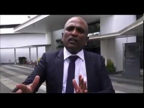 Lawyer M. Ravi on Roy Ngerng