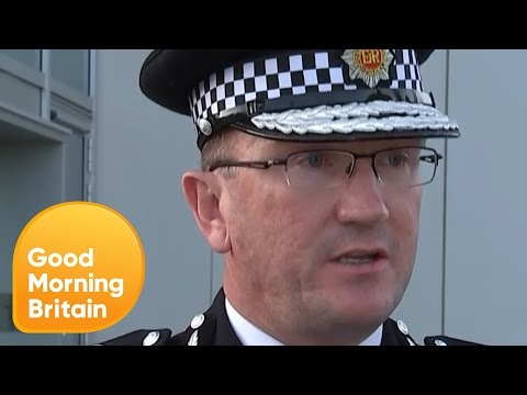 Statement on Manchester Bombing From Police Chief Constable   Good Morning Britain