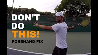 Three Most Common Forehand Mistakes - How To Fix (TENFITMEN - Episode 71)