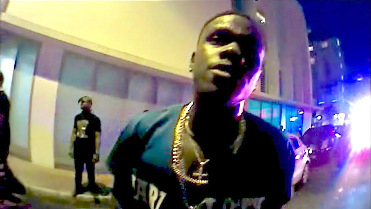 Miami Beach Police Arrest Rapper 'DaBaby' During Music Video Shoot [Part II]