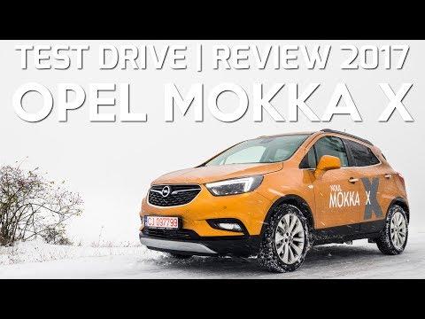 Opel Mokka X Test Drive | Review 2017