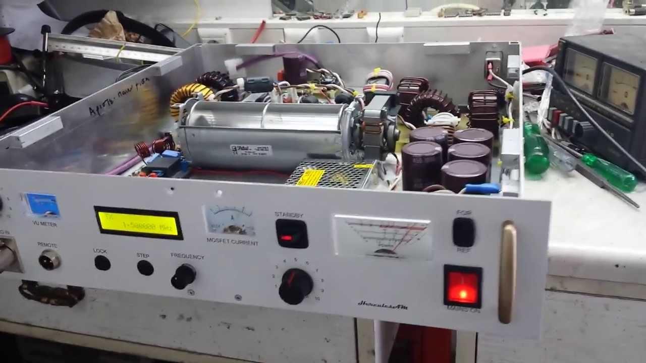 1kw am transmitter class d pwm