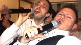 Singing Waiters - Bringing New York to a Welsh Wedding