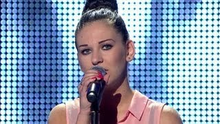 """The Voice of Poland III - Magdalena Banasiuk - """"Lost"""" - Przesłuchania w Ciemno"""