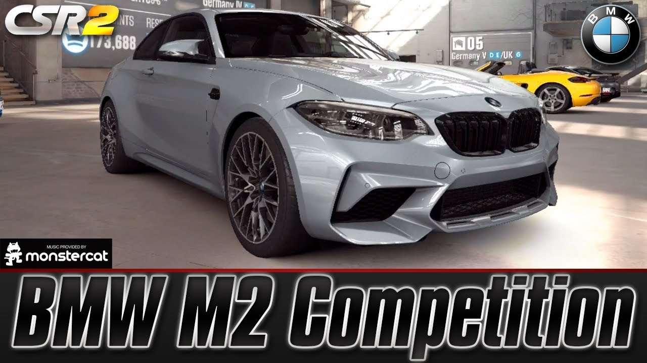 csr racing 2 bmw m2 competition tuning customization. Black Bedroom Furniture Sets. Home Design Ideas