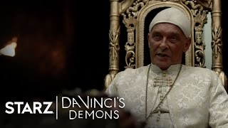 Da Vinci's Demons | Episode 202 Preview | STARZ