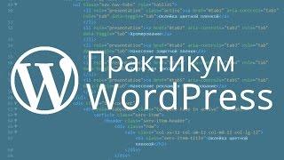 видео Произвольные таксономии в WordPress