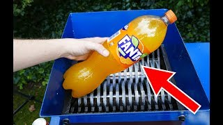 Video FANTA SHREDDING! AMAZING EXPERIMENT! download MP3, 3GP, MP4, WEBM, AVI, FLV Oktober 2018