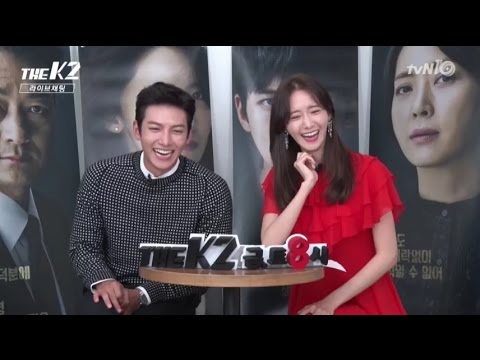 "[ENG SUB | FULL] 20160923 Ji Chang Wook, YoonA ""The K2"" Live Chat"