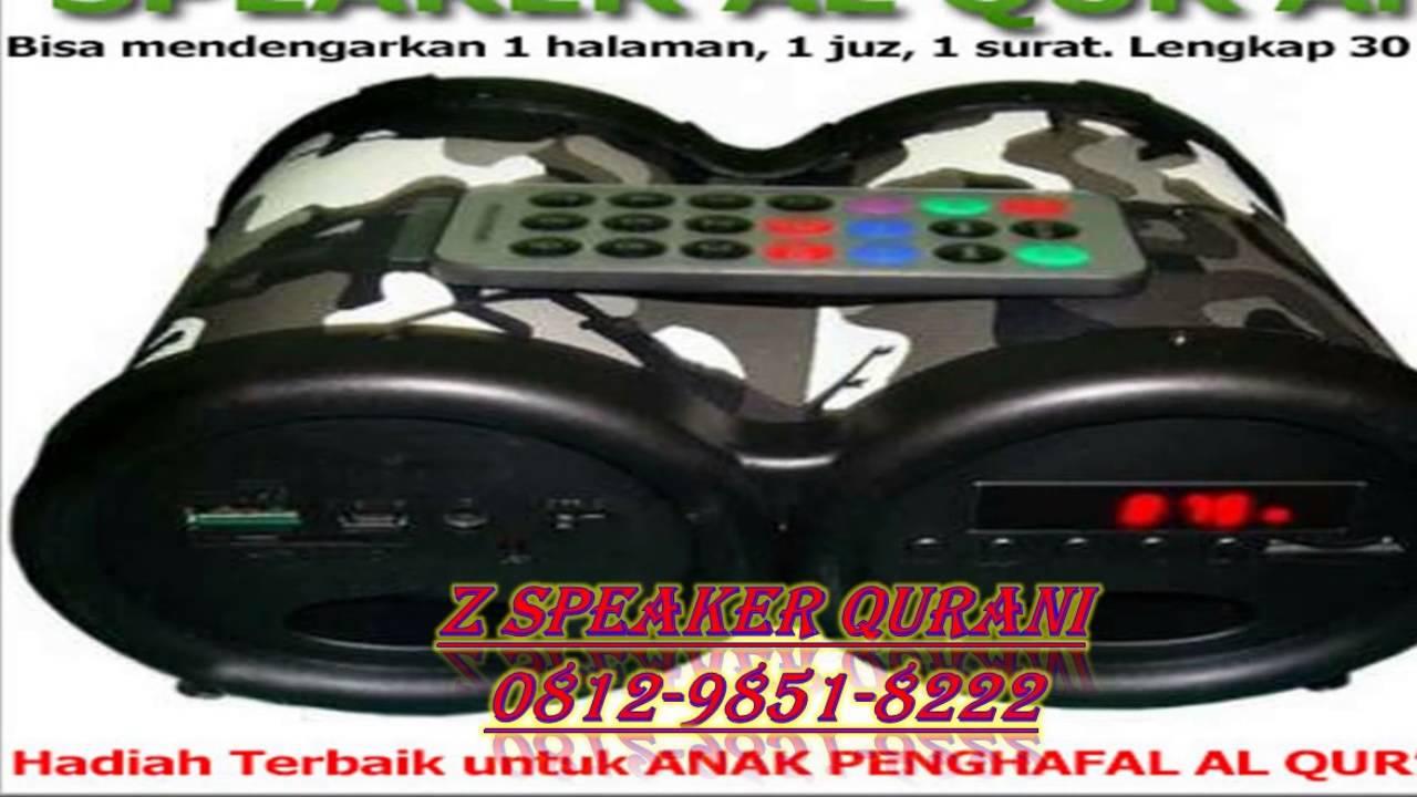 Al Quran Speaker Digital Daftar Harga Terlengkap Indonesia Terkini Portable Audio Murottal Alquran Hapalan 0812 9851 8222 Bekasi