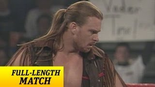 JBL's WWE Debut