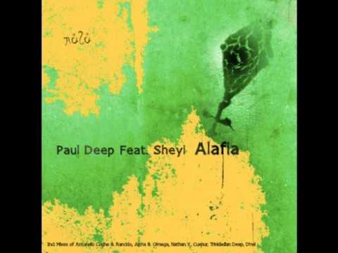 Paul Deep feat Sheyi - Alafia (Trinidadian Deep Mix)