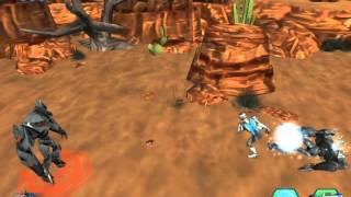 Max Steel gameplay