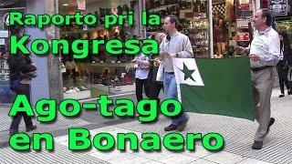Kongresa Ago-tago en Bonaero